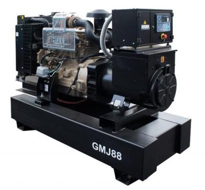 Дизельный генератор GMGen GMJ88