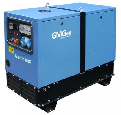 Дизельный генератор GMGen GML9000S