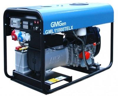Дизельный генератор GMGen GML11000TELX