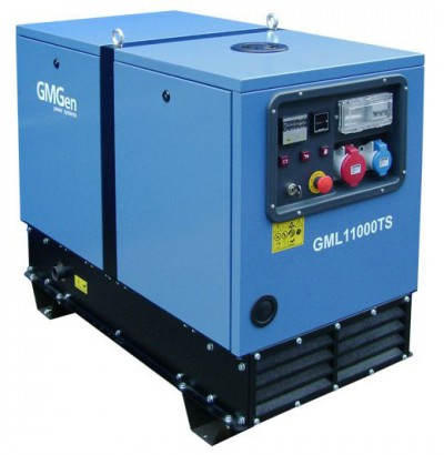Дизельный генератор GMGen GML11000TS