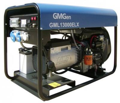 Дизельный генератор GMGen GML13000ELX