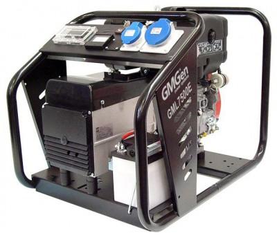 Дизельный генератор GMGen GML7500E