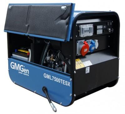 Дизельный генератор GMGen GML7500TESX
