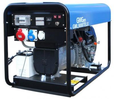 Дизельный генератор GMGen GML9000TELX с АВР
