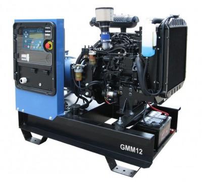 Дизельный генератор GMGen GMM12