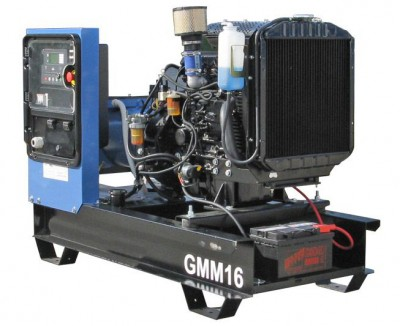 Дизельный генератор GMGen GMM16 с АВР