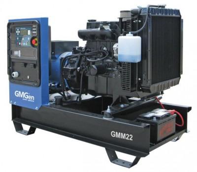 Дизельный генератор GMGen GMM22 с АВР