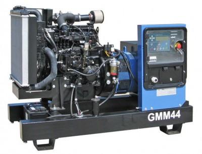 Дизельный генератор GMGen GMM44 с АВР