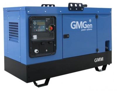 Дизельный генератор GMGen GMM16 в кожухе