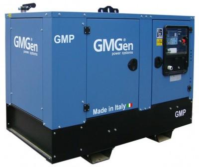 Дизельный генератор GMGen GMP66 в кожухе с АВР
