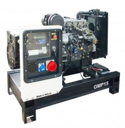 Дизельный генератор GMGen GMP15 с АВР