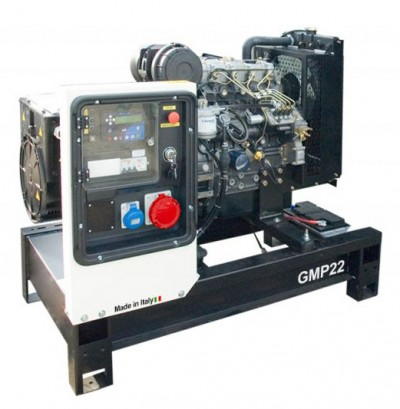 Дизельный генератор GMGen GMP22 с АВР