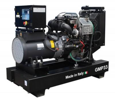 Дизельный генератор GMGen GMP33 с АВР