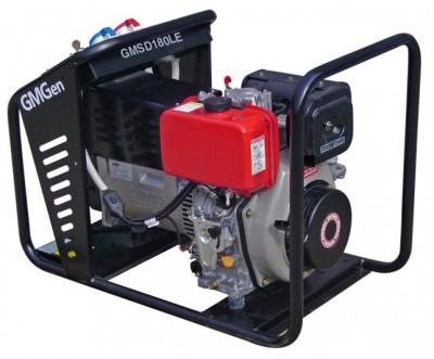 Сварочный генератор GMGen GMSD180LE