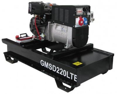 Сварочный генератор GMGen GMSD220LTE