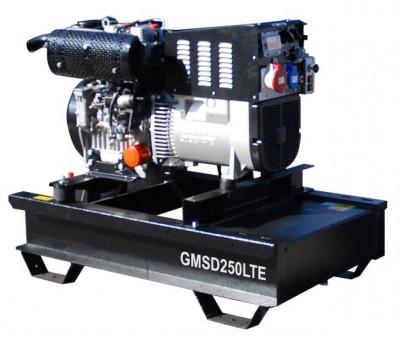 Сварочный генератор GMGen GMSD250LTE