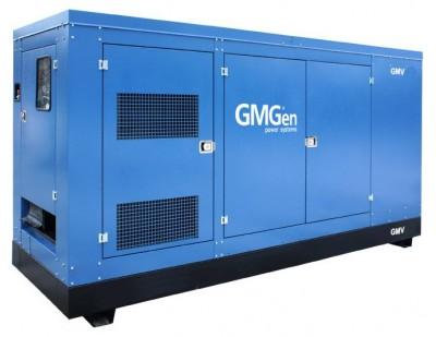 Дизельный генератор GMGen GMV200 в кожухе с АВР