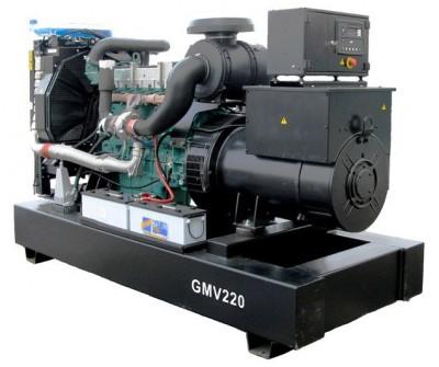 Дизельный генератор GMGen GMV220 с АВР