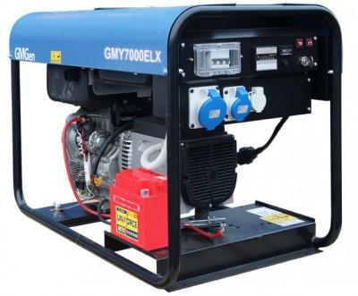 Дизельный генератор GMGen GMY7000ELX с АВР