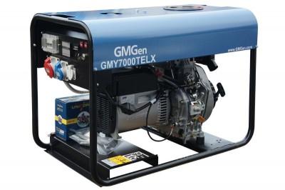 Дизельный генератор GMGen GMY7000TELX с АВР