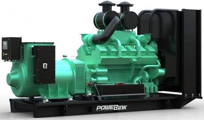 Дизельный генератор Power Link GMS1250C с АВР