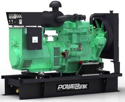 Дизельный генератор Power Link GMS140PX с АВР