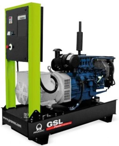 Дизельный генератор Pramac GSL 22 D