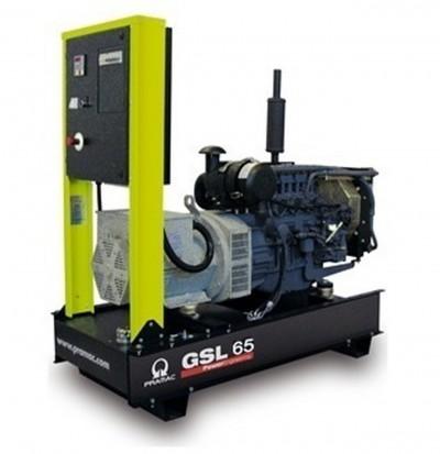 Дизельный генератор Pramac GSL 65 D