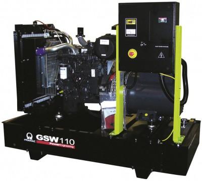 Дизельный генератор Pramac GSW 110 P