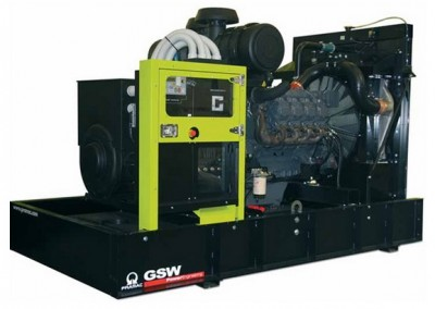 Дизельный генератор Pramac GSW 150 P AUTO