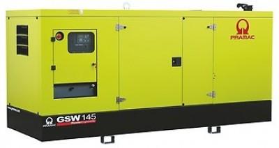 Дизельный генератор Pramac GSW 145I в кожухе