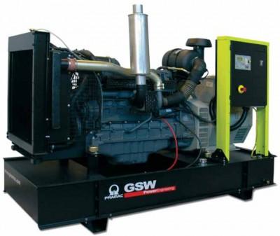 Дизельный генератор Pramac GSW 170 V