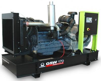 Дизельный генератор Pramac GSW 170 I