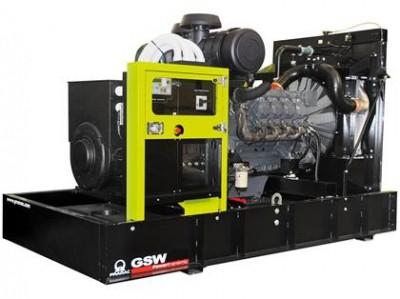Дизельный генератор Pramac GSW 65 P