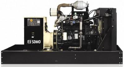 Газовый генератор SDMO GZ200