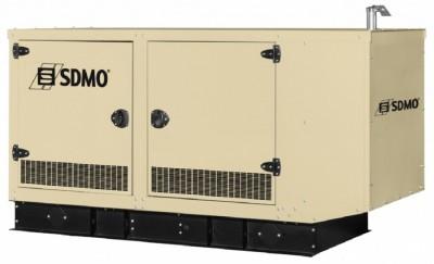 Газовый генератор SDMO GZ50-IV