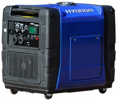 Бензиновый генератор Hyundai HY 5600SEi