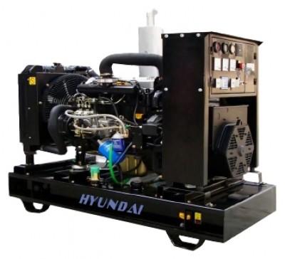 Дизельный генератор Hyundai DHY170KE с АВР