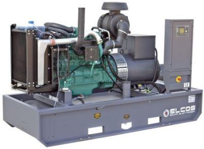 Дизельный генератор Elcos GE.VO.115/105.BF с АВР