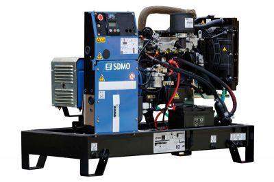 Дизельный генератор SDMO K 16H с АВР
