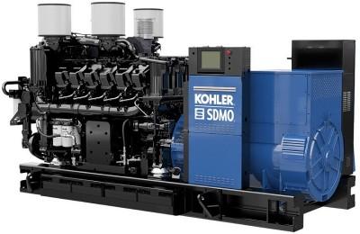 Дизельный генератор SDMO KD2000-E