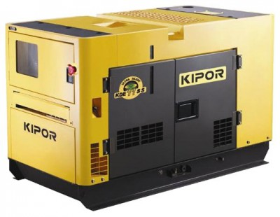 Дизельный генератор Kipor KDE30SS3
