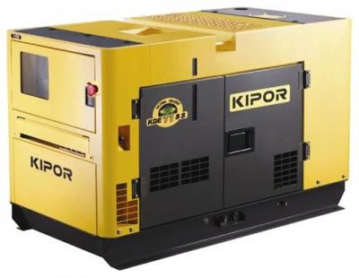 Дизельный генератор Kipor KDE150SS3 с АВР