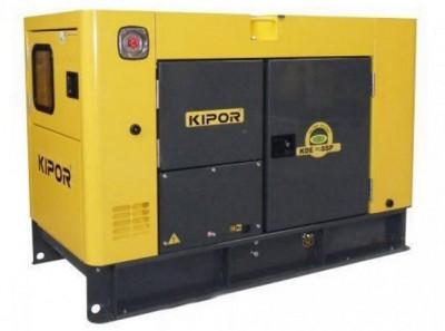 Дизельный генератор Kipor KDE100SSP3
