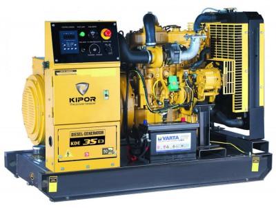 Дизельный генератор Kipor KDE35E3