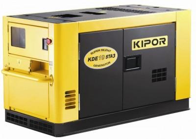 Дизельный генератор Kipor KDE 19STA3 с АВР