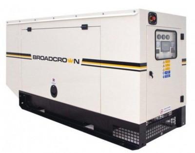 Дизельный генератор Broadcrown BC JD 200 в кожухе с АВР
