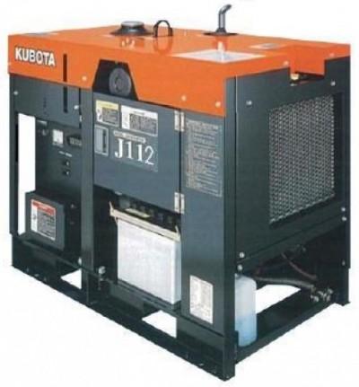 Дизельный генератор Kubota J 112
