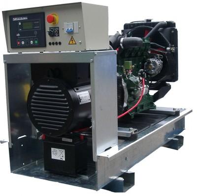 Дизельный генератор Lister Petter LWA 10 с АВР