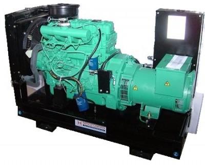 Дизельный генератор MingPowers M-W880E